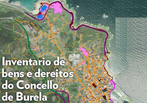 Inventario de bens e dereitos do Concello de Burela